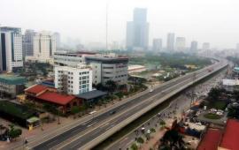Cho thuê căn hộ 18 Phạm Hùng B.I.G Tower 90m2, 2 phòng ngủ đủ đồ tiện nghi giá 13.61 triệu/th