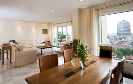 Cho thuê căn hộ Tràng An Complex, DT 100m2, 3 PN tòa CT2B, giá 10 tr/tháng. LH: 0915074066