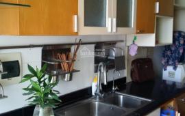 Cho thuê căn hộ chung cư 183 Hoàng Văn Thái, 2 phòng ngủ
