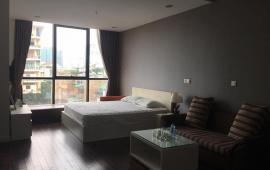 Cho thuê căn hộ 1 ngủ, Lancaster Núi Trúc, 45m2, 1 ngủ, đủ đồ, giá 15tr/th.