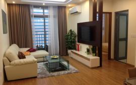 Cho thuê căn hộ Vincom Bà Triệu 132m2, 2 phòng ngủ đủ đồ