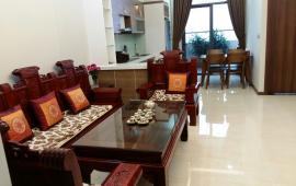 (01633398686) cho thuê căn hộ 3 PN - Tràng An Complex 112m2 giá 13 tr/ th đủ đồ