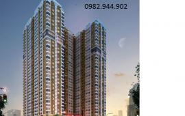 Bán gấp căn hộ 2 ngủ dự án chung cư Gemek Premium