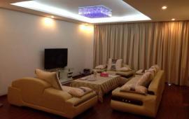 Cho thuê CHCC 93 Lò Đúc tòa Kinh Đô, DT 125m2, 3PN, full nội thất đẹp, 19tr/tháng