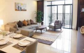 Cho thuê căn hộ tầng 19 chung cư 93 Lò Đúc, 120m2, 2PN, đầy đủ nội thất, giá 16 triệu/tháng