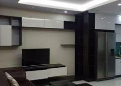 Cho thuê CHCC cực đẹp tòa 165 Thái Hà, 92m2, 2PN, full đồ, 13tr/th. LH: 0918327240