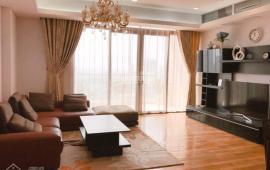 Cho thuê CHCC Vincom Bà triệu, tầng 19, 132m2, 2 phòng ngủ, nội thất đầy đủ 30tr/tháng