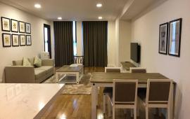 Cho thuê CHCC Vincom Bà Triệu, tầng 16, 84m2, 1 phòng ngủ, đủ nội thất, mới 25tr/tháng
