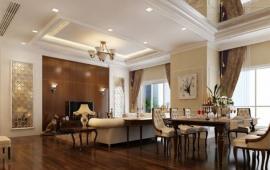 Cho thuê CHCC Hòa Bình Green tầng 20, 125m2, 3 phòng ngủ