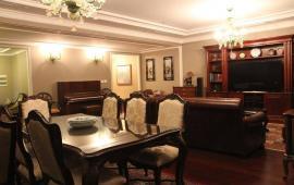 Cho thuê CHCC Hòa Bình Green Apartment, tầng 20, 130m2