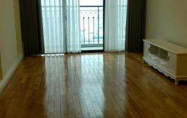 Cho thuê CHCC Lancaster tầng 22, 125m2, 3 phòng ngủ sáng, nội thất cơ bản 22 triệu/tháng