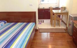 Cho thuê căn hộ đầy đủ tiện nghi: Ngọc Hà, Đội Cấn, Ba Đình, diện tích: 29m2