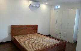 Cho thuê căn hộ chung cư mini 1PN, 1 phòng khách đầy đủ tiện nghi dt 45m2 tại số 18 Đê La Thành nhỏ