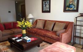 Cho thuê căn hộ chung cư cao cấp IPH IndoChina Plaza - Xuân Thủy. Diện tích 112m2. Thiết kế 3 phòng ngủ.
