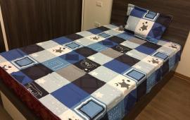 Cho thuê chung cư HH2 Bắc Hà mặt đường Tố Hữu. 91m2. 2 ngủ đủ đồ đẹp 11 tr/th.