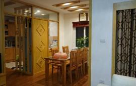 Cho thuê căn hộ chung cư N105 Nguyễn Phong Sắc 95m2, 3pn, 8tr. Liên hệ: 0904 513 123.