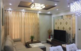 Cho thuê căn hộ chung cư Sông Hồng Park View, 165 Thái Hà, DT 110m2, 2 phòng ngủ, nội thất đầy đủ