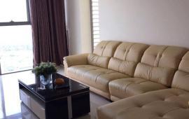 Cho thuê chung cư Thăng Long Number One, 3PN, đủ nội thất (căn góc) 116m2