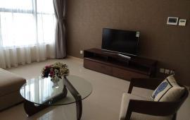Cho thuê căn hộ 135m tai chung cư 165 Thái Hà, 3 phòng ngủ đủ đồ + sân vườn giá 14 triệu/tháng