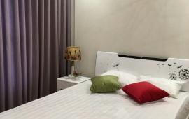 Cho thuê CHCC 165 Thái Hà, DT: 135m2, 14 tr/tháng view hồ, thoáng mát , Full nội thất mới 100%