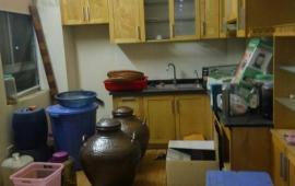 Cho thuê căn hộ chung cư Mễ Trì Thượng, full nội thất