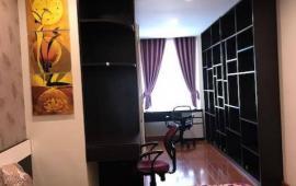 Cho thuê CHCC Golden Land, Nguyễn Trãi,  111m2, 3 phòng ngủ, đủ đồ, 18 triệu/tháng