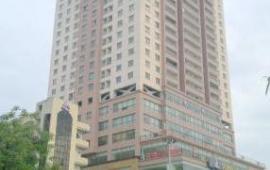 Cho thuê CHCC Sông Đà Hà Đông 136m2, 03 phòng ngủ, đồ cơ bản, giá 8tr/tháng. LH 0989.848.332