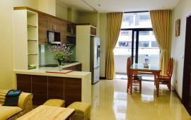 Cho thuê căn hộ chung cư165 thái hà, căn góc (view đẹp) giá 10 triệu/tháng