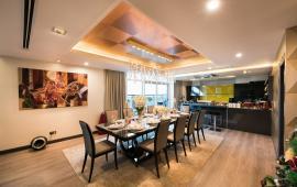 Cho thuê căn hộ Penhouse đẳng cấp tại tòa Golden West Lake, 427m2, đủ đồ, 5 phòng ngủ, giá 70tr