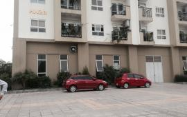 Cho thuê mặt sàn tòa nhà HH2B Lotus-Lake-View phố Gia Thụy , Long Biên,  200m2, 20 triệu/tháng LH 0904534829
