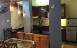 Cho thuê căn hộ tập thể 2 phòng ngủ full nội thất giá 9tr/thang