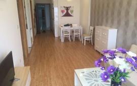 Cho thuê căn hộ Ngọc Khánh Plaza, DT: 110m2, 2 phòng ngủ, có đồ, giá 14 tr/th, LH: 0914142792