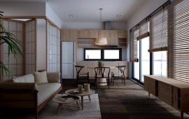 Cho thuê căn hộ Office- Tel (2 phòng) quận Hai Bà Trưng, diện tích 60 m2