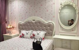 Cho thuê CHCC 93 Lò Đúc tòa Kinh Đô Tower, 90m2, 2 phòng ngủ, đồ đẹp, giá 14 triệu/tháng