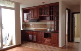 Cho thuê căn hộ 173 Xuân Thủy, DT 110m2, 3PN, ĐĐNT cơ bản, giá thuê 11tr/th. L 0914.142.792