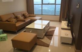 Cho thuê CHCC Thăng Long number one 118m2, 3 phòng ngủ, đủ đồ 18tr/tháng LH: 0918 441 990