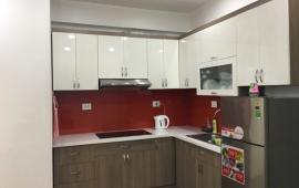 Cho thuê căn hộ tại chung cư cao cấp Homecity - Trung Kính. Diện tích 70m2, 2 pn, 2 vệ sinh. đủ nội thất. 15tr/tháng. LH 0936381602