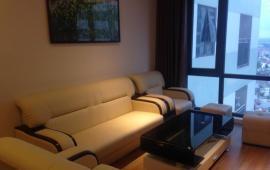 Cho thuê CHCC tại MIPEC LONG BIÊN với 2 phòng ngủ, nội thất đầy đủ, giá 13 triệu/ tháng. LH: 0936356604