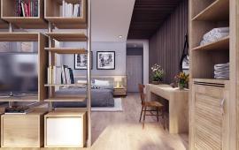 Cho thuê chung cư 173 Xuân Thủy, 3 phòng ngủ đồ gắn tường, giá chỉ 11 tr/th