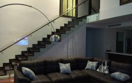 Cho thuê chung cư Hoàng Thành Tower 114 Mai Hắc Đế, căn Duplex 197m đủ nội thất cực đẹp