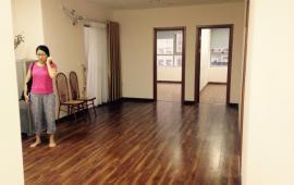 Cho thuê CHCC 102 Trường Chinh, 92m2, 2 ngủ, 2 WC, đồ cơ bản + giường tủ 11tr/tháng 0989.848.332