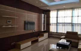 CC cho thuê căn 3 PN, 118m2, đủ nội thất xịn tại CC Keangnam Lanmark, tầng cao, view đẹp
