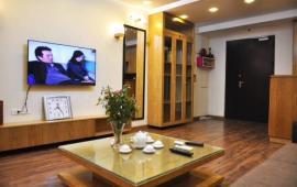 Cho thuê căn hộ chung cư Mandarin Garden 3 phòng ngủ đủ đồ xịn, đẹp, dt 172m, bc hướng mát