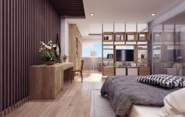 Cho thuê chung cư Golden Westlake Tây Hồ 3 phòng ngủ đủ nội thất đẹp view hồ (có ảnh thật)