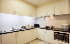 Cho thuê căn hộ chung cư Hà Đô Park View, 3 phòng ngủ, đủ nội thất sang trọng lịch lãm