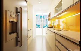 Cho thuê căn hộ chung cư Hà Đô Park View 130m2, 3 PN, đủ nội thất sang trọng lịch lãm, có ảnh