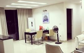Cho thuê căn hộ chung cư Golden Land Nguyễn Trãi, 2 ngủ nội thất đầy đủ thiết kế đồng bộ. LH 0963018158