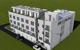 Bán nhà liền kề 17 căn x 5 tầng ngõ 175 Bát Khối, Long Biên về ở ngay giá từ 1,7ty.LH Thành 0975607865