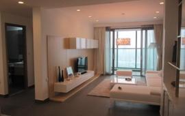 Cho thuê căn hộ chung cư Mandarin Garden DT: 114m2, 2 phòng ngủ, thiết kế đẹp. Lh 0936178336