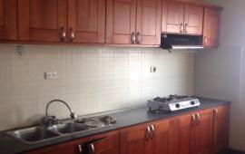 Cho thuê căn hộ chung cư Hà Thành Plaza, 102 Thái Thịnh, 114m2, 2 phòng ngủ, nội thất cơ bản